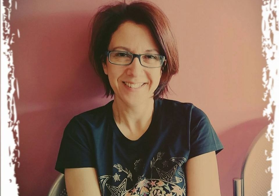 Rencontre avec Sylvie, réflexologue
